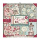 Stamperia - Double-Sided 12 x 12 Inch Paper Pack - Grand Hotel  Maxi
